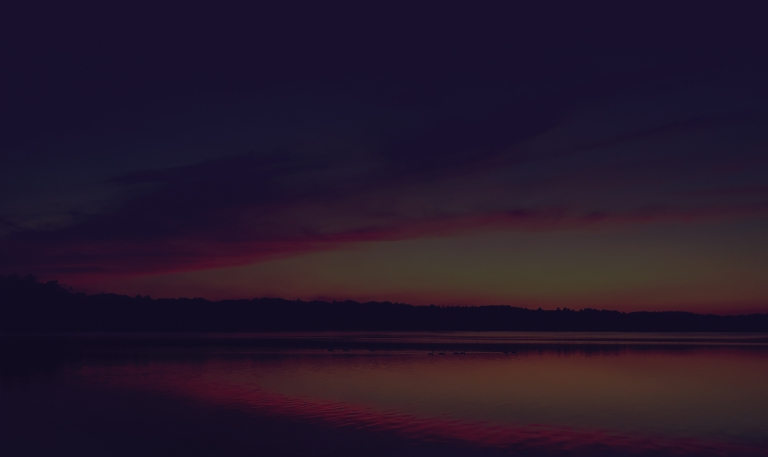 Willet Pond sunset